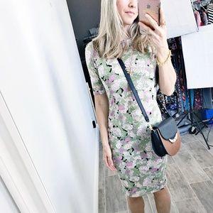 Floral LuLaRoe Julia Dress